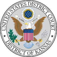 Court Seal of Kansas District Court